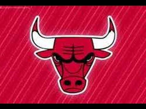 480x360 How To Draw Chicago Bulls Logo