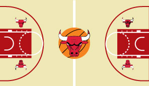 296x172 Bulls' Front Row Seats Draw Big Chicago Names