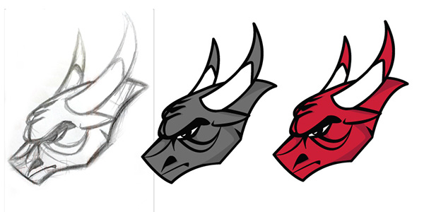 600x300 Chicago Bulls Rebrand Project (Concept) On Behance