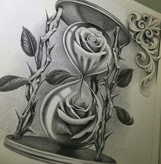 515x526 Latest Chicano Tattoo Designs