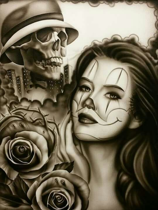 540x720 Resultado De Imagen Para Chicano Tattoo Art And Writing Tattoo