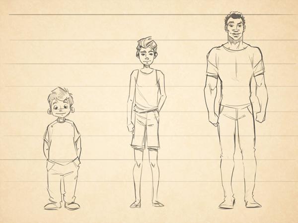 600x450 Cartoon Fundamentals How To Draw Children