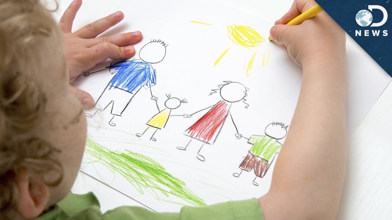 1280x720 Kids Who Draw Well Are Geniuses!