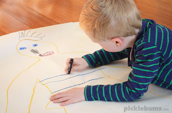 600x397 Ten Ways To Encourage A Child Who Doesn'T Like Drawing.