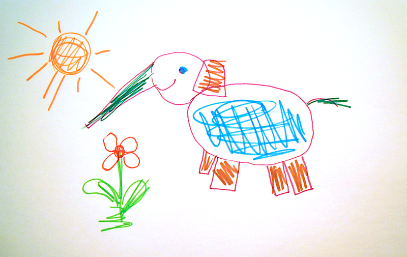 800x505 African Children's Drawings
