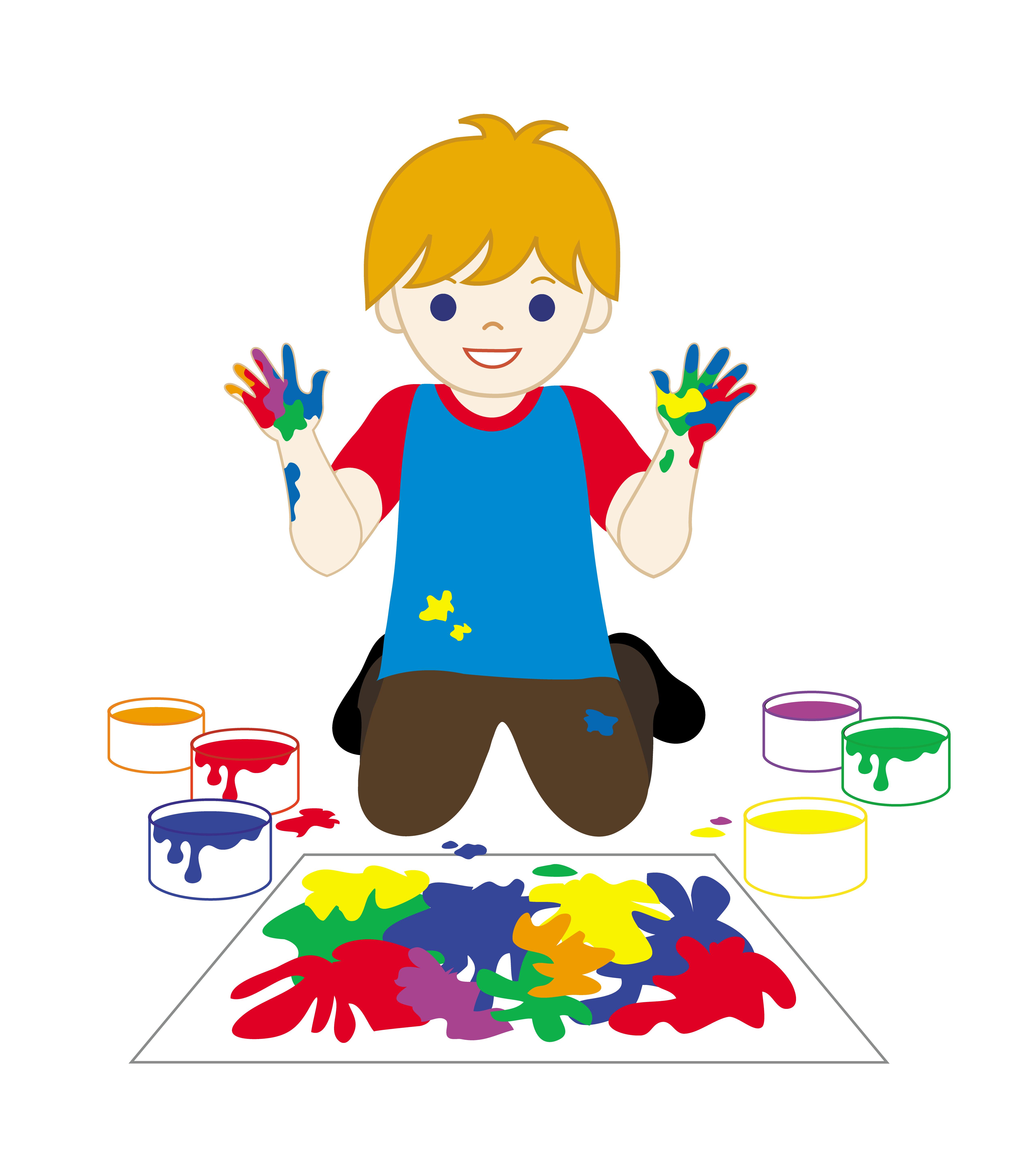 5114x5758 Kids Draw Clipart