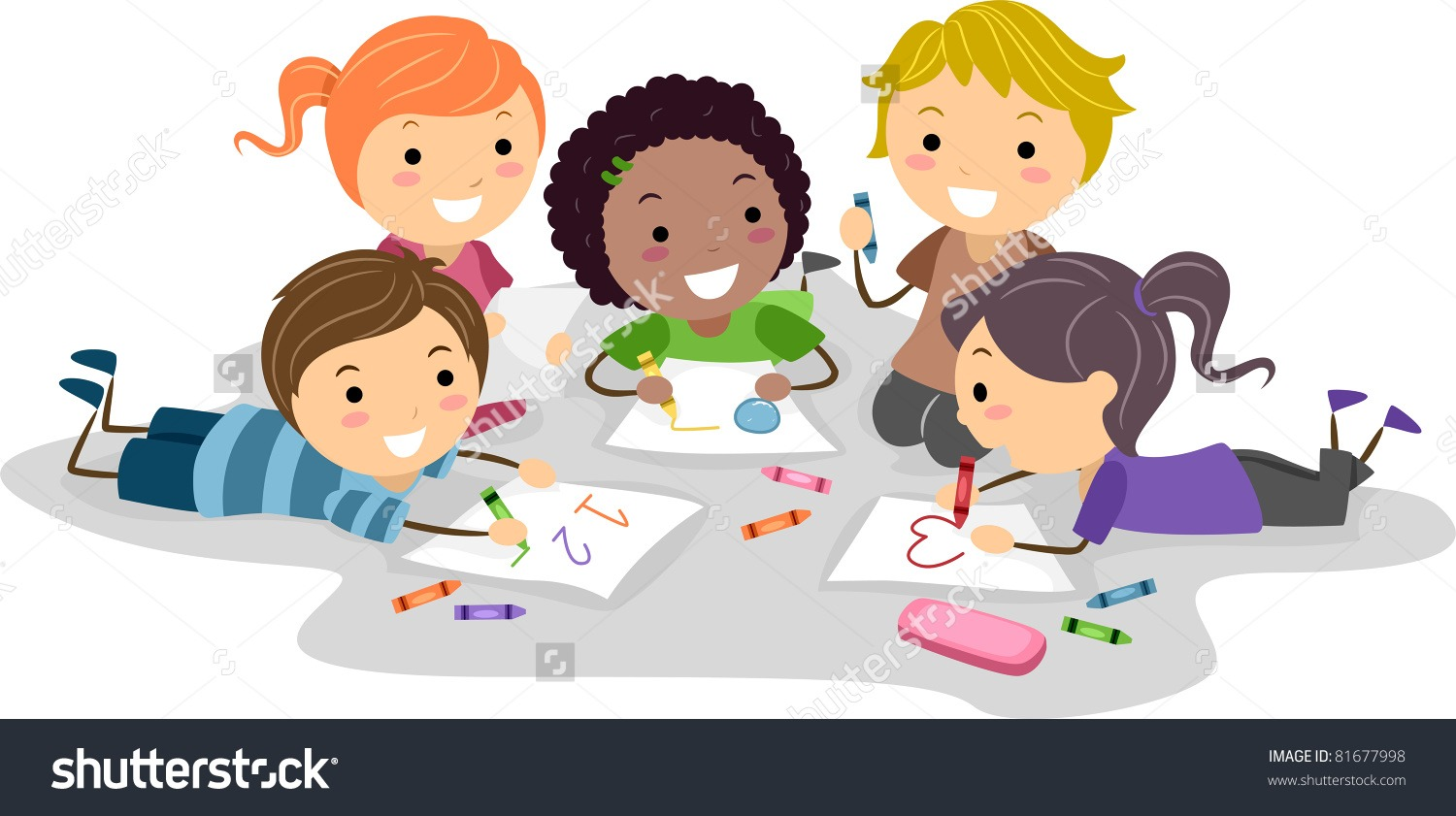 1500x841 Children Drawing Clipart Letters Format