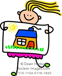 246x300 Children Drawing Clipart Amp Stock Photography Acclaim Images