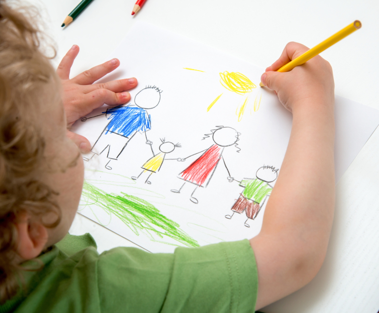 Childern Drawing at GetDrawingscom Free for personal use Childern