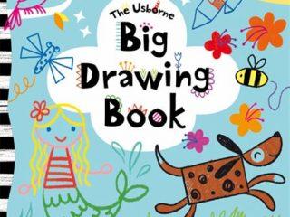 320x240 Children Drawing Book Big Drawing Book Andranik Publishing House
