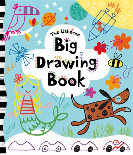 447x519 Children Drawing Book Big Drawing Book Andranik Publishing House