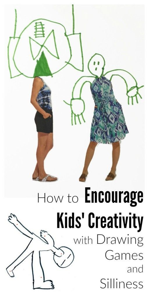 512x1024 Encourage Childrens Creativity With Drawing Games And Silliness