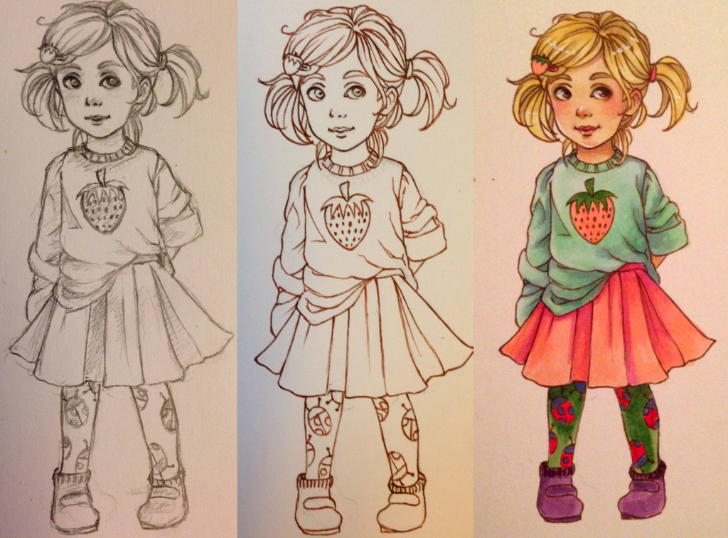 1024x756 Drawing For Children's Books 2 Children's Book Drawings