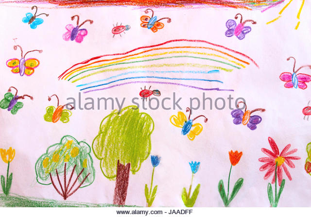 640x447 Childrens Drawing Stock Photos Amp Childrens Drawing Stock Images
