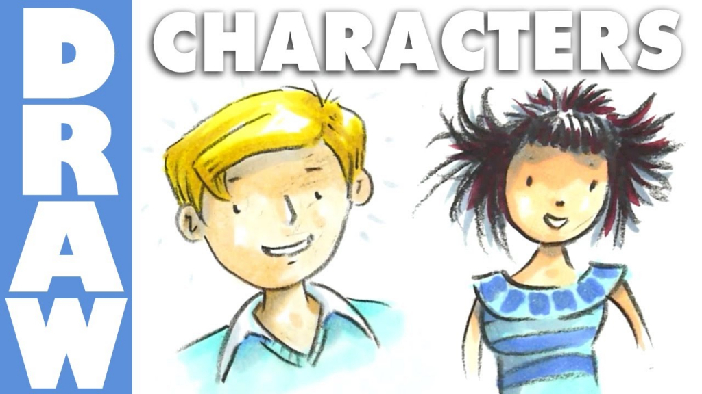 1024x576 How To Draw For Children's Books How To Make A Children's Book
