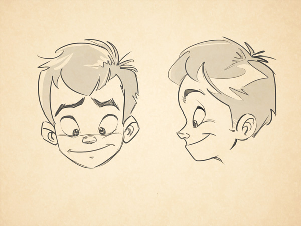 Coloring Pages Of Children S Faces : Childrens faces drawing at getdrawings free for personal use