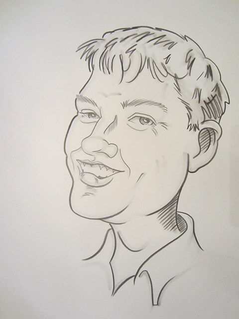 480x640 Let's Draw A Caricature!