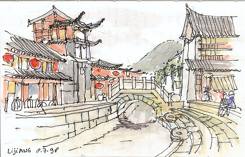 chinese architecture drawing at getdrawings com free for personal