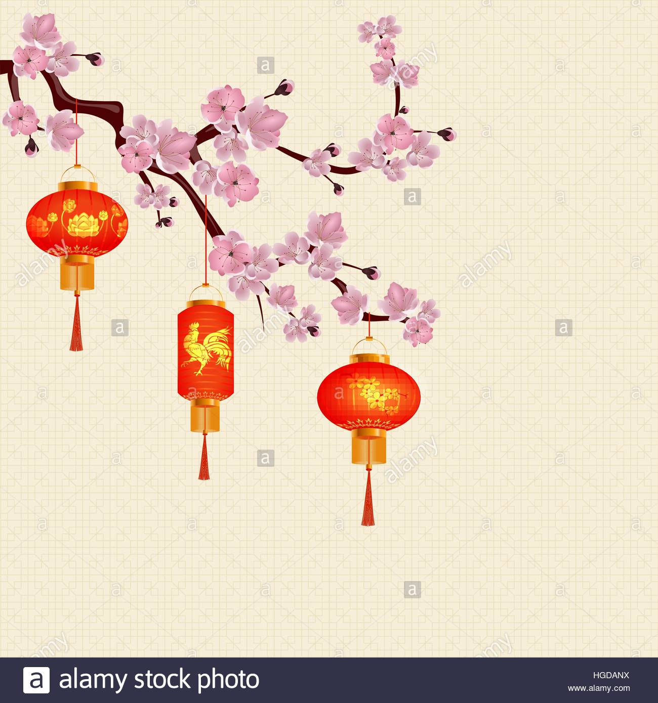 Chinese Cherry Blossom Drawing At Getdrawings Free For