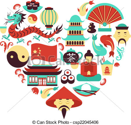Chinese Culture Drawing At Getdrawings Free For Personal Use
