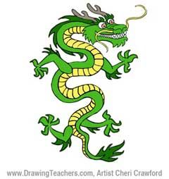 240x254 Chinese Dragon Drawing Step By Step .great Site For Many