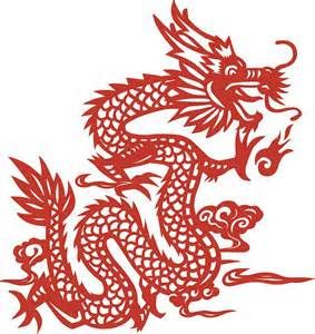 283x300 Chinese Dragon Drawings