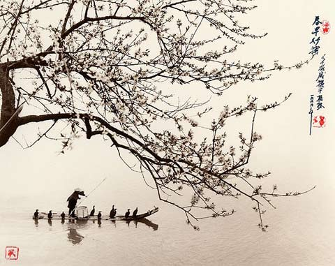 480x381 Amazing Landscape Photographs Resemble Traditional Chinese Paintings