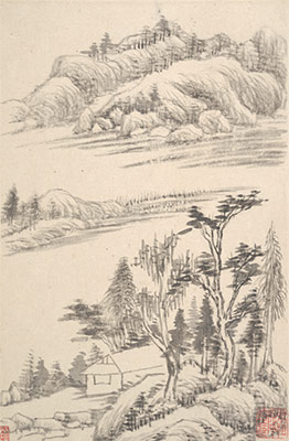 262x400 Landscape Painting In Chinese Art Essay Heilbrunn Timeline