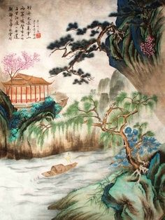 236x314 Pin By Ana M On Chinese Landscapes Exotic, Picturesque Amp Pastoral