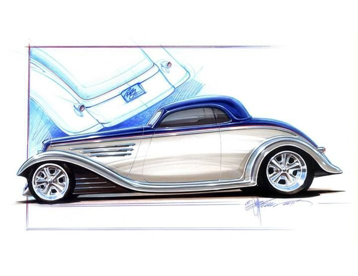 720x556 128 Best Images About Foose Sketches On Cars