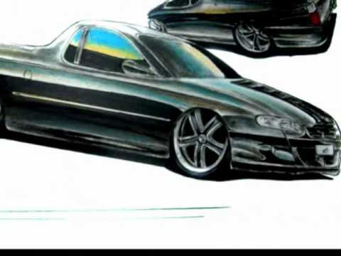 480x360 Car Drawings Chip Foose Insperation