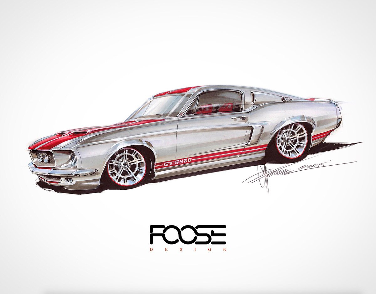 1200x939 Chip Foose Drawings Chip Foose On Twitter Marcus Luttrell'S