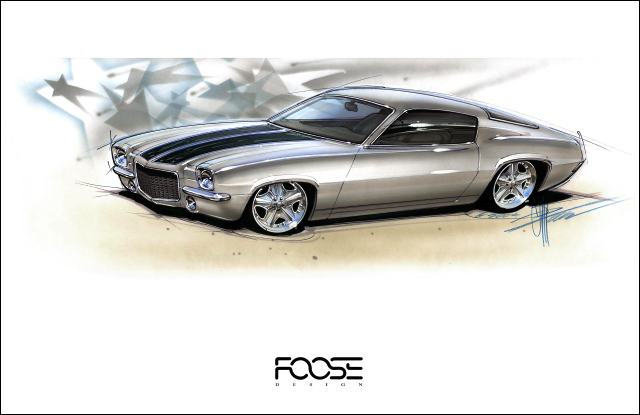 chip foose car drawing at getdrawings com free for personal use