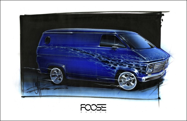 640x415 Chip Foose Drawings, I Love Chip Foose!! More Tracing Ideas