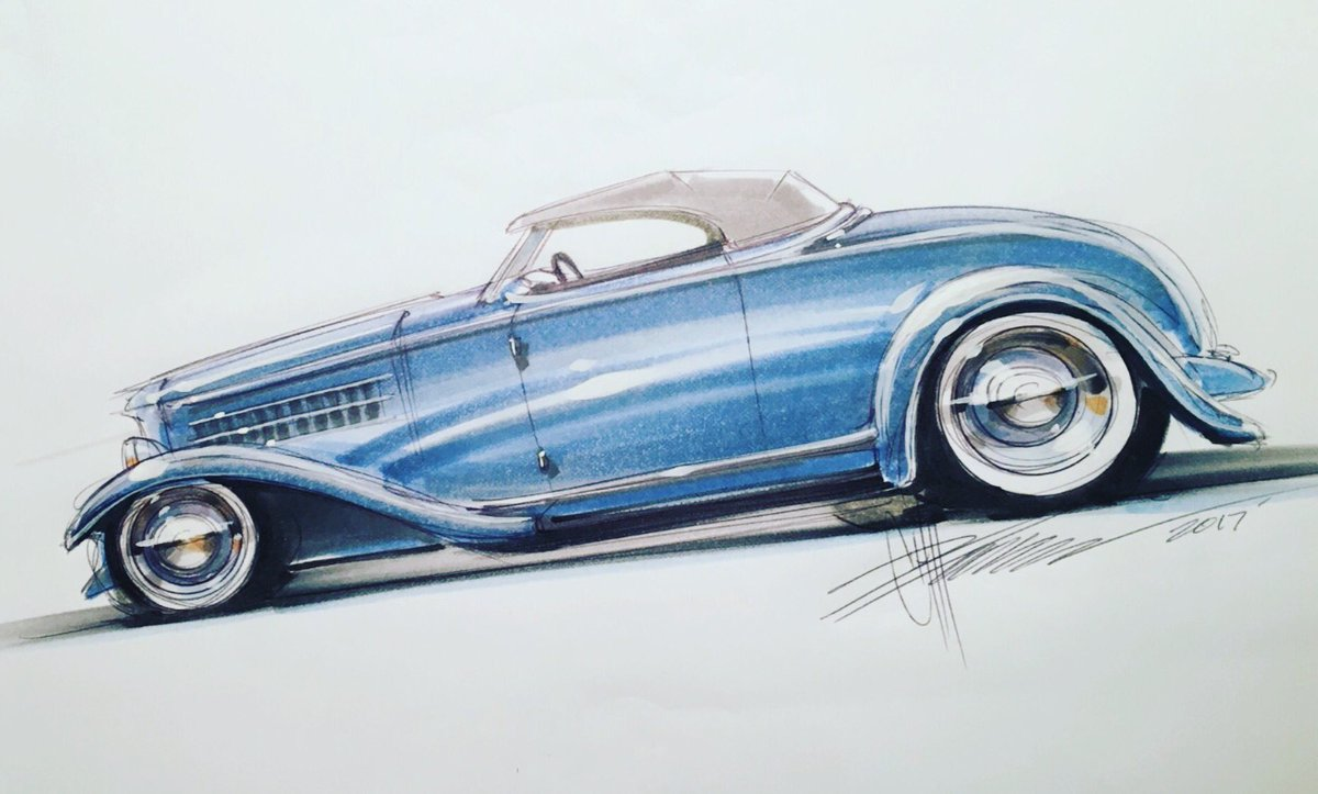 1200x723 Chip Foose On Twitter Concept Rendering For My Other Personal