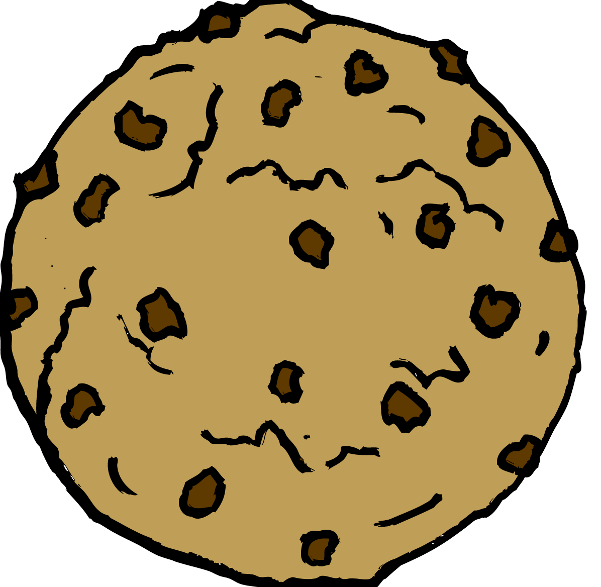 chocolate chip cookies drawing at getdrawings com free for rh getdrawings com cute chocolate chip cookie clipart chocolate chip cookies clipart free