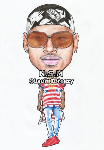 417x600 Chris Brown Dope Artwork Chris Brown