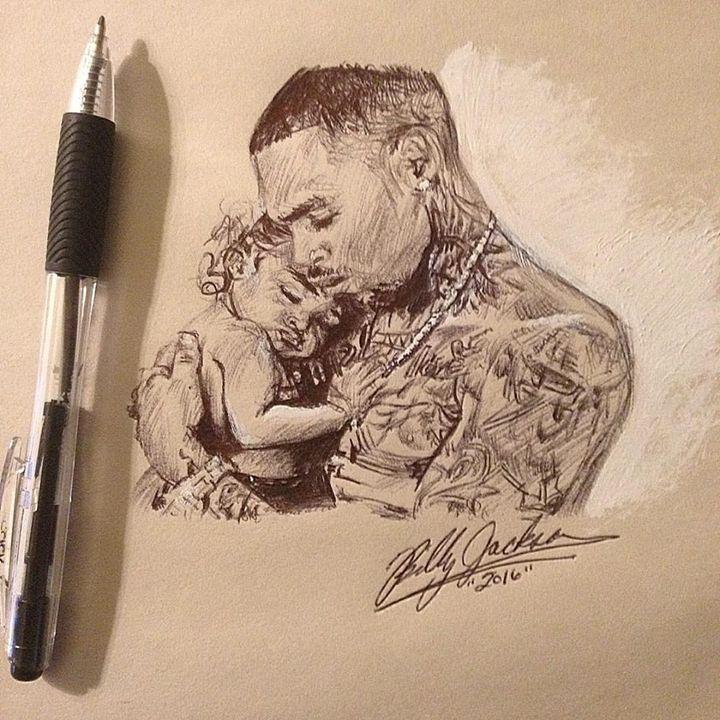 720x720 Chris Brown Amp Daughter Royalty Brown