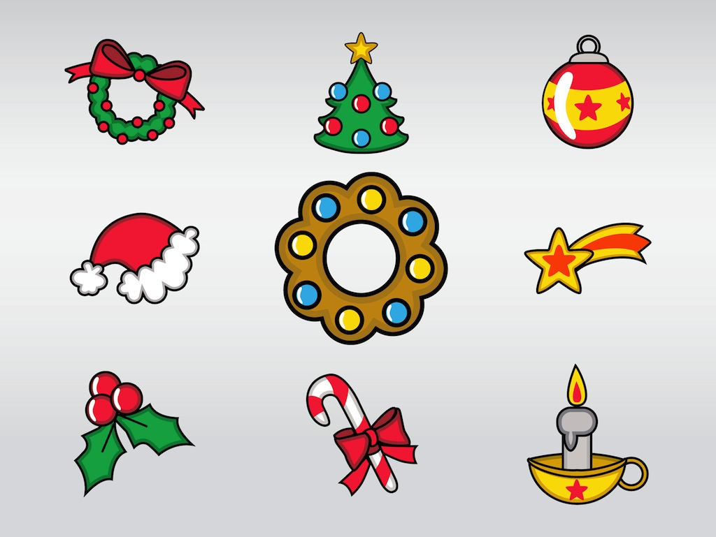 Christmas Decor Drawing At Getdrawings Com Free For Personal Use
