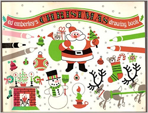 499x381 Ed Emberley's Christmas Drawing Book Ed Emberley 9780316234382