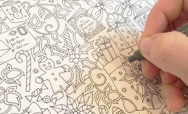 600x365 christmas coloring books to set the holiday mood
