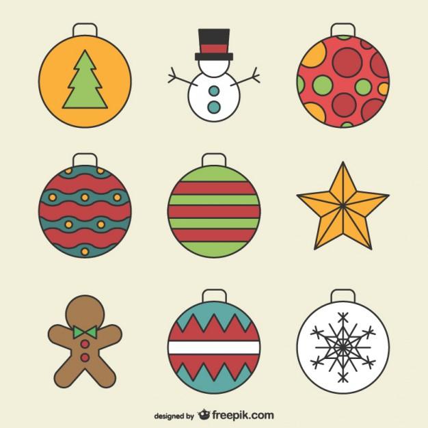 626x626 Christmas Decoration Drawing
