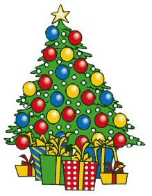 219x283 Christmas Tree Decoration Ideas Clip Art Pictures And Drawing Art