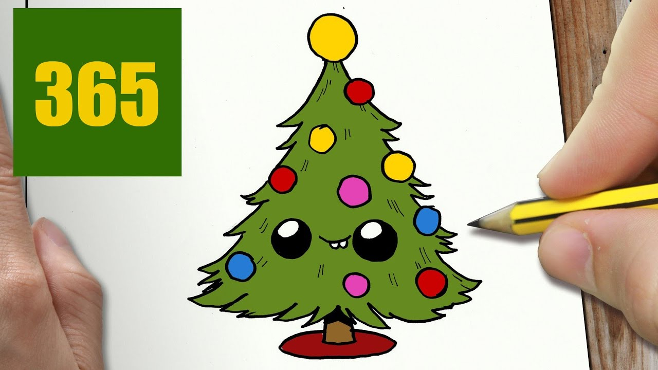 1280x720 Photos Cute And Easy Christmas Drawings,