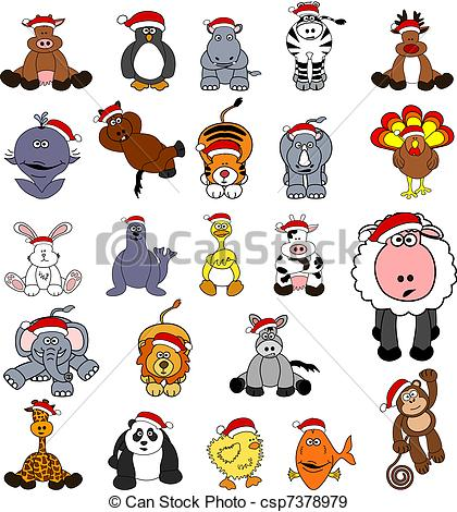 420x470 Gallery Cute Christmas Animal Drawings,