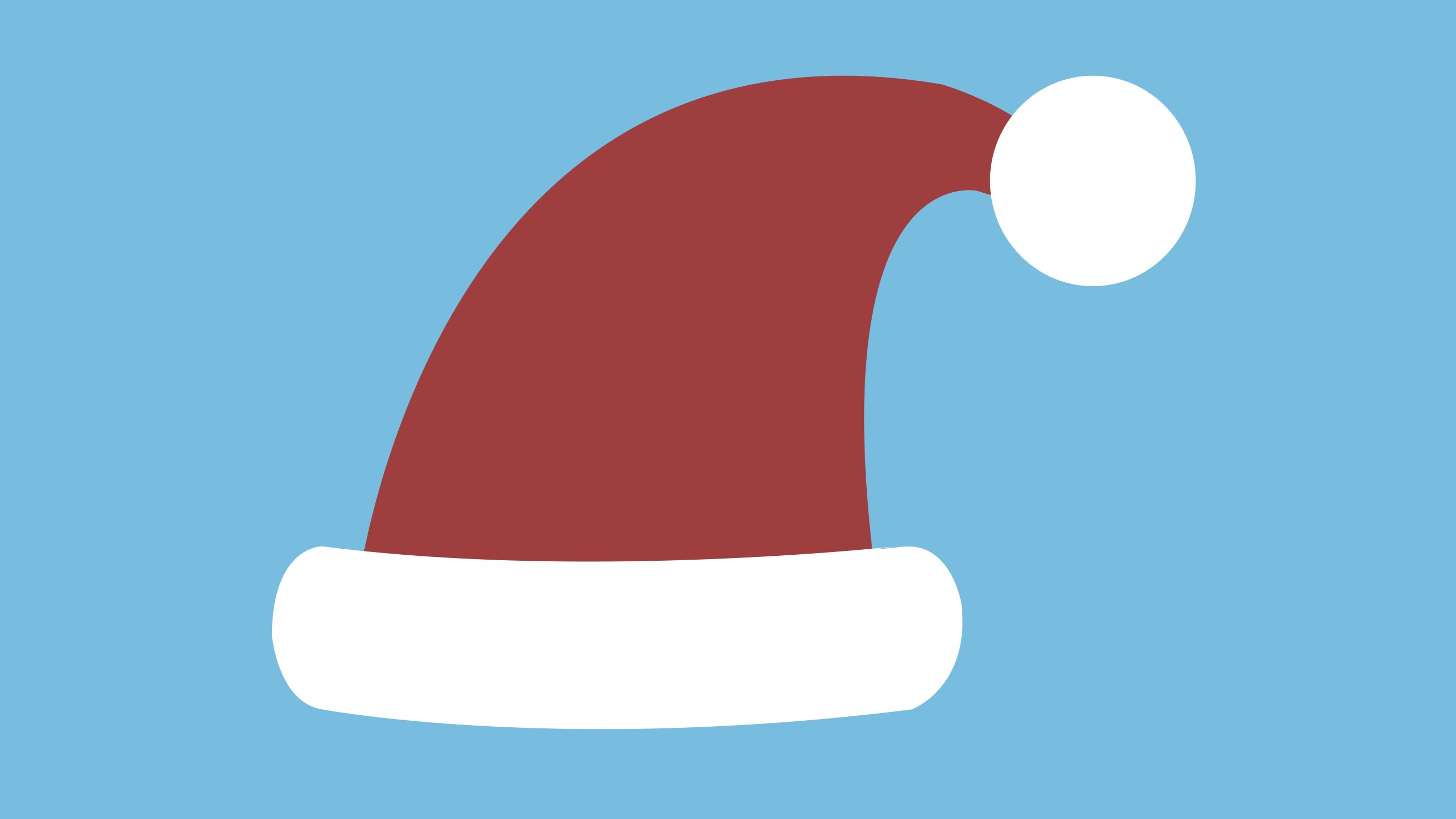 2666x1500 How To Draw A Santa Claus Hat
