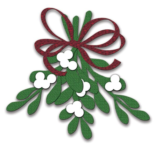 600x566 Christmas Cutter Files. Poinsettia, Juniper Branch, Holly