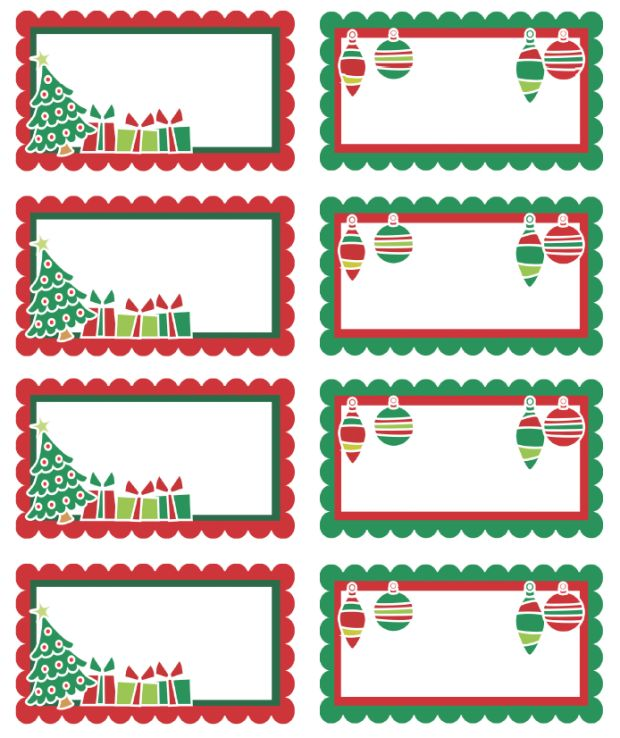 620x738 Free Christmas Name Tags Fun For Christmas
