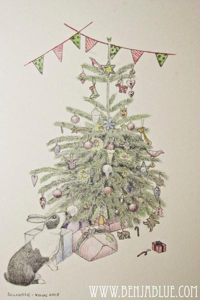400x600 8 Christmas Drawing Ideas To Get In The Holiday Spirit