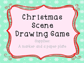 350x263 Christmas Tree Drawing Game By Mrs Perrymans Fourth Tpt